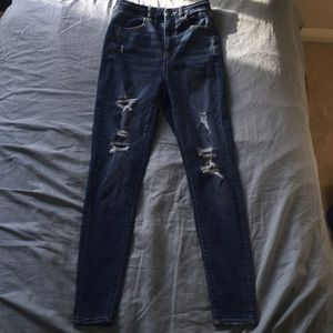 AMERICAN EAGLE NEVER WORN JEGGINGS